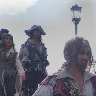 海賊グリーティング倶楽部