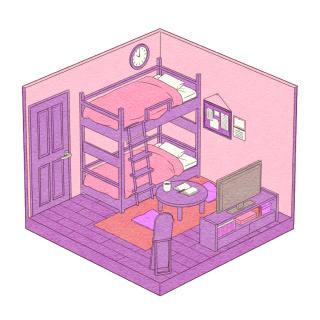 恋愛_シェアハウス