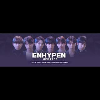 ENHYPEN      ヒスン、ジェイク、ジェイ、ソンフン、ソヌ、ニキ、ジョンウォン      7