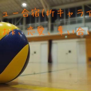 ハイキュー合宿(折キャラアリ) (部活、恋愛、奪い合いおk)