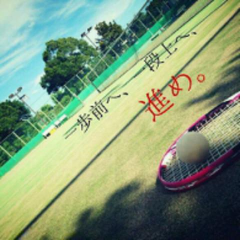 ソフトテニス部♡