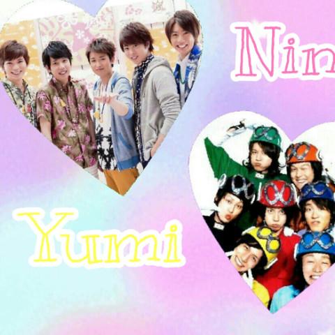 Nina&Yumi Talk