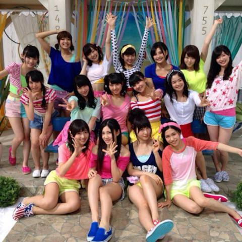 AKB48若手推し(*´˘`*)♡
