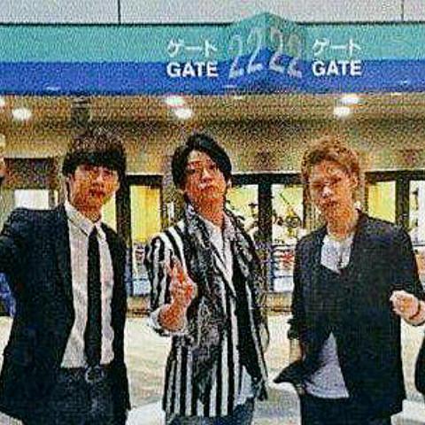 KAT-TUNのファンの方、お話しましょう!