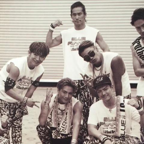 三代目J Soul Brothers ファンさん集合