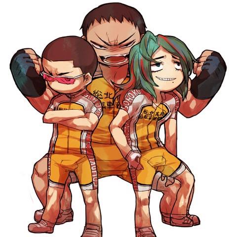 弱虫ペダル好き集まれ!!