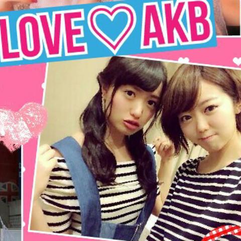 AKB48グループの歌詞リレー!
