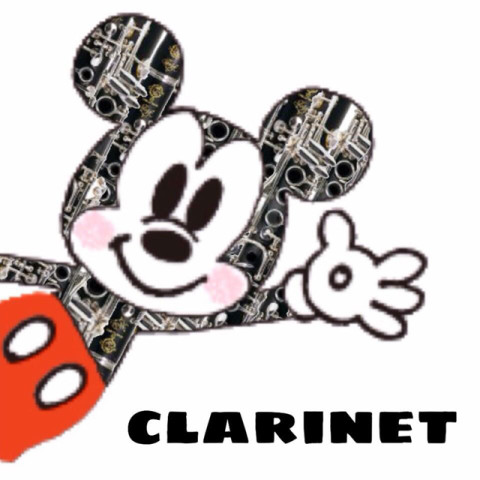 B♭ clarinet&E♭clarinetを吹いてる人大集合!!