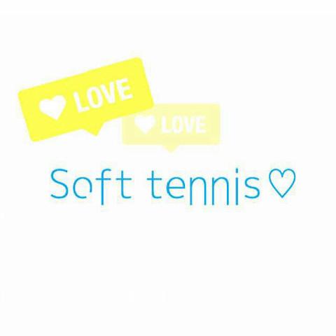 女子ソフトテニス部 中1✨