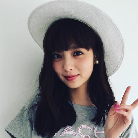 新川優愛ちゃん好きな人集まれェー♡