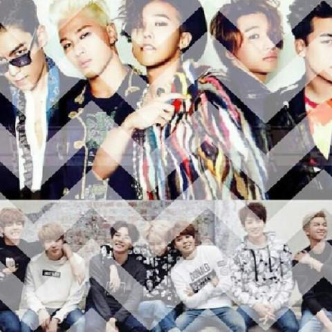BIGBANG.BTSが好きな中1の人〜!!参加お願いします!