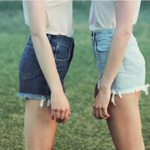 女の子友情×pink