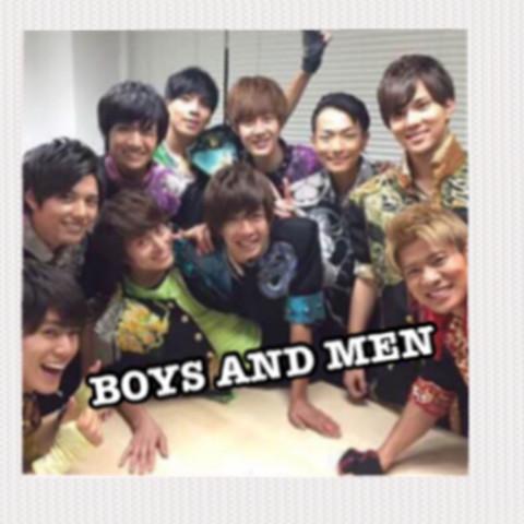 """関東在住のBOYS AND MEN大好きな人""""ヘ( ̄∇ ̄ )カモォーン♪"""