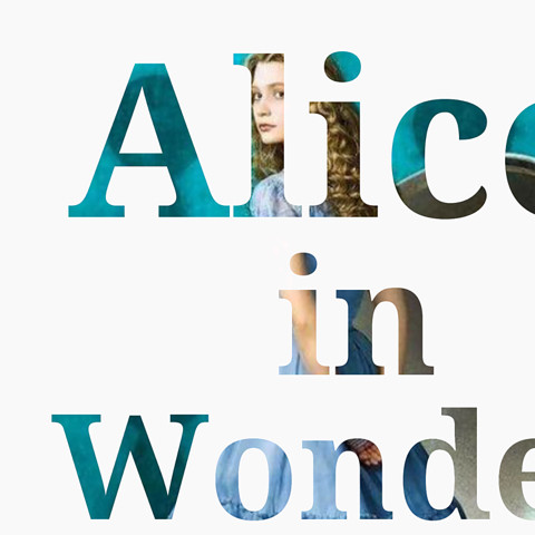Alice  in  wonderland☆゚・*