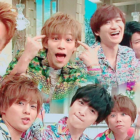 Kis-My-Ft2トーク♡