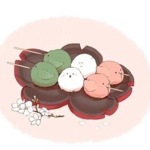 和菓子ℓσνє♡みんな大好き♡日本の伝統的お菓子和菓子好きよぉ〜(∩˃o˂∩)♡集まれぇ〜ぃ
