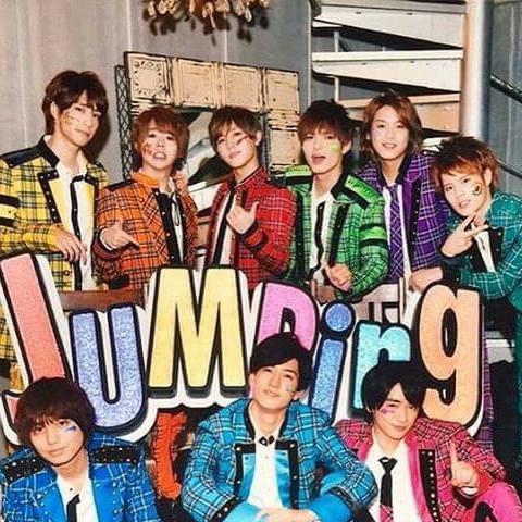 Hey! Say! JUMP好きな人緑のアプリ