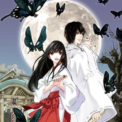 陰陽師と巫女と妖怪