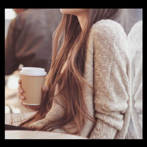 私とコーヒー飲みませン  ?  ☕