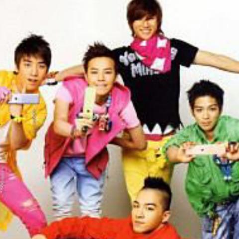 BIGBANG好きな5人組