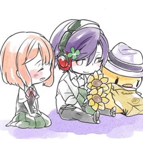 トキヤと幼馴染み(彼女)